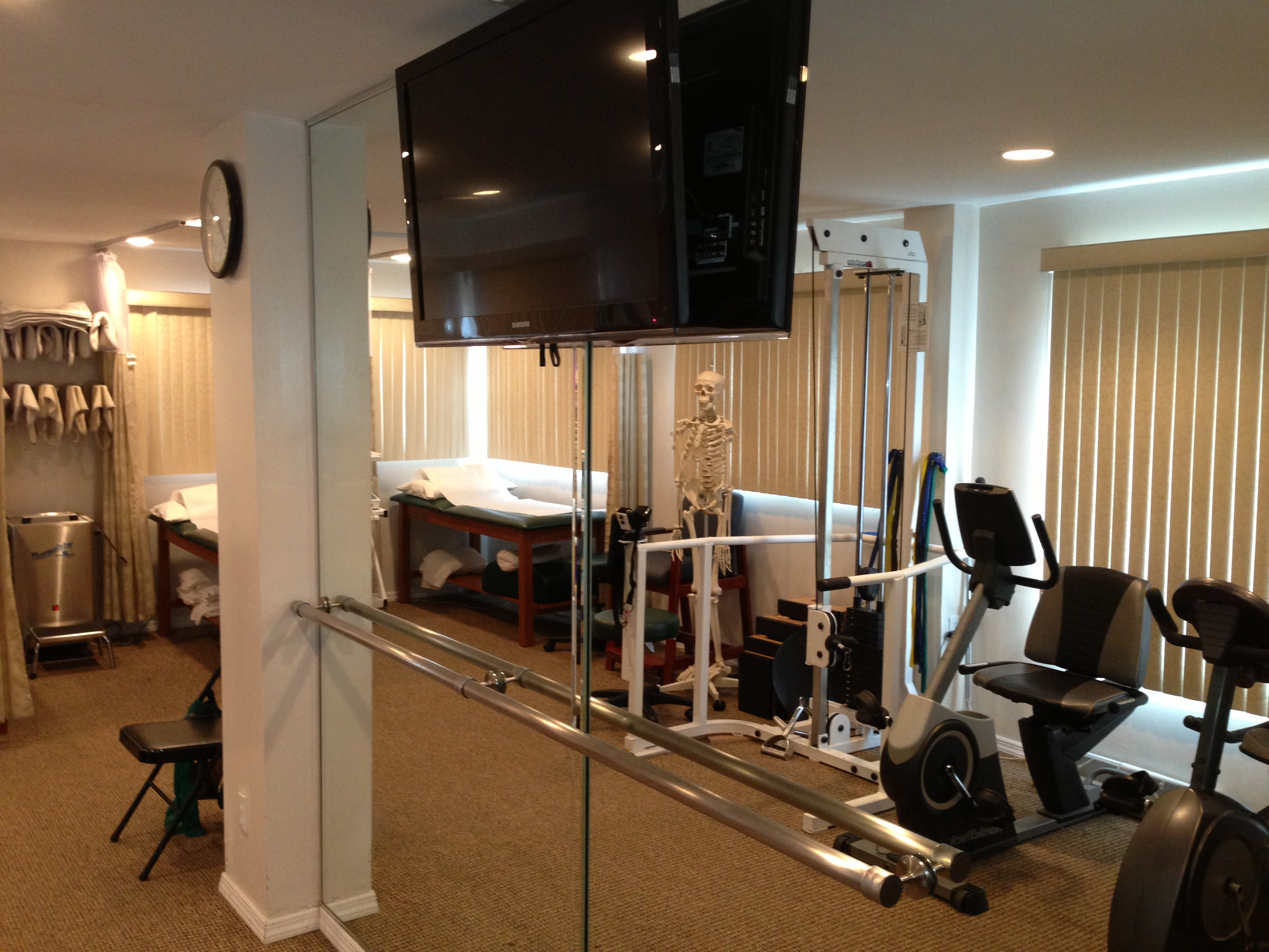 Physical Therapy Clinics